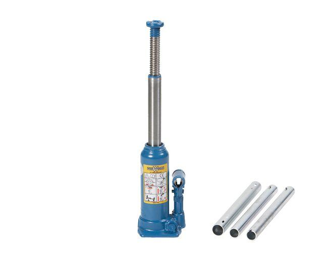 Single lift 5 tonne bottle jack
