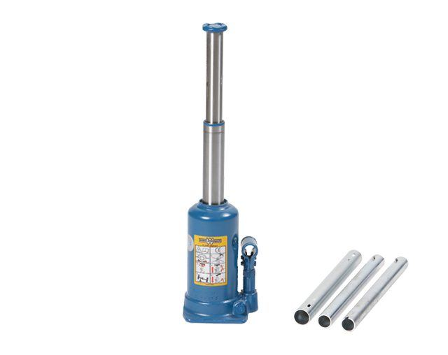 5 Tonne Telescopic Bottle Jack