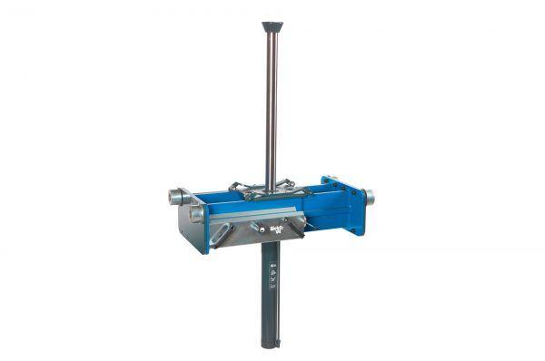 10 Tonne Air Hydraulic Single Ram Pit Jack
