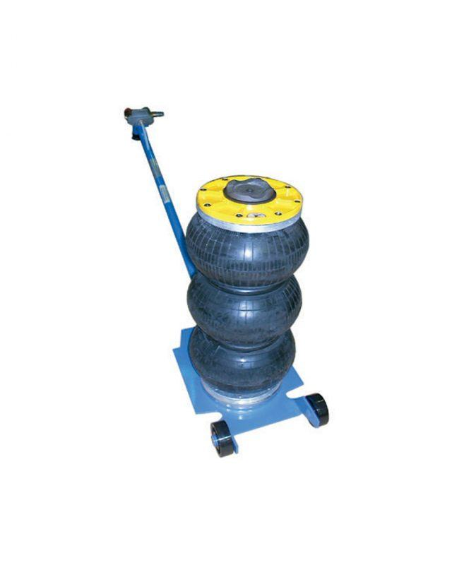 WH3 Air Bellows Jack with handle