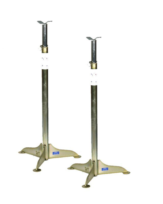 4 Tonnes Extra High Axle Stands
