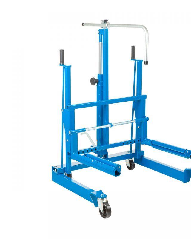 Hydraulic Wheel Trolley