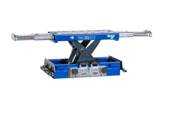 3.2 Tonnes Air Hydraulic Jacking Beam